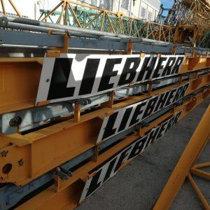 עגורן צריח LIEBHERR 71EC-B5